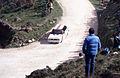 Slide Agfachrome Rallye de Portugal 1988 Montejunto 021 (26254834620).jpg