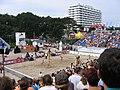 Smart beach tour, Beachvolleyball-Meisterschaften, Timmendorfer Strand, 2008 - panoramio.jpg
