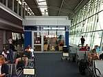 Smoking room at Warsaw Frederic Chopin Airport 01.jpg
