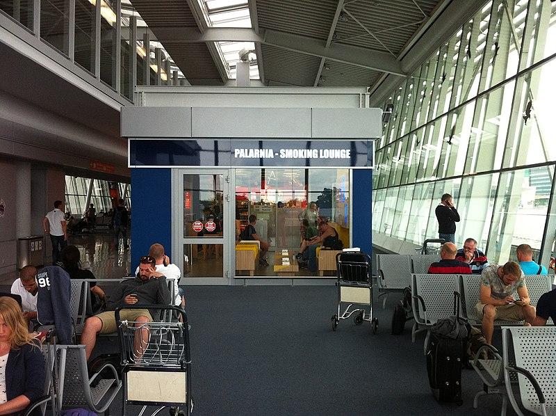 Aeroporto da Polônia