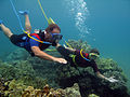 Snuba system use underwater.jpg