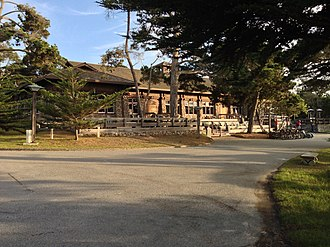 Asilomar Conference Grounds - Image: Social Hall