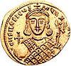 Solidus of Philippicus Bardanes