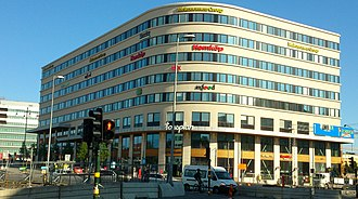 Axfood - Headquarters in Stockholm, Sweden