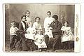 Sonja och Karl Emil Ståhlberg med åtta barn1904.jpg