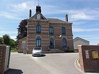 Sons-et-Ronchères (Aisne) mairie.JPG