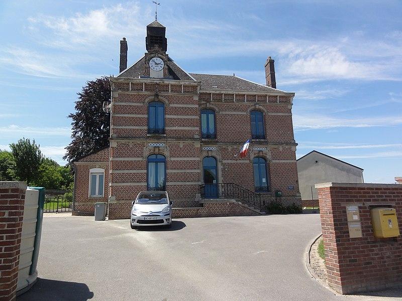 Sons-et-Ronchères (Aisne) mairie