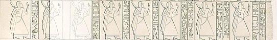545px Các con trai của Ramesses II