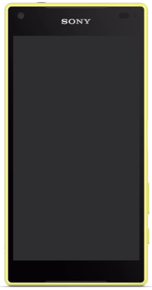 Sony Xperia Z5 Compact Wikipedia