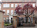 South House Twickenham was a residence of the Poet Walter De La Mare - panoramio.jpg