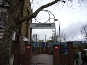 South Bermondsey railway station - Image: South bermondsey station