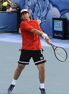 Vince Spadea American tennis player
