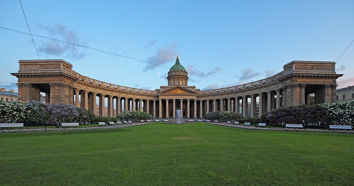 казанский собор фото санкт-петербург