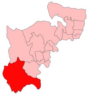 Spelthorne (UK Parliament constituency) - Spelthorne in Middlesex 1918-45