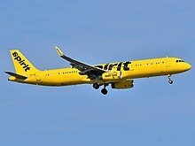 Spirit Airlines - Wikipedia