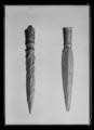 Spjutspets, jordfynd - Livrustkammaren - 17577.tif