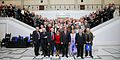 Spotkanie byłych posłów i senatorów Obywatelskiego Klubu Parlamentarnego Sejm 2009 01.JPG