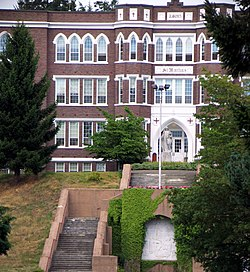 St. Martin's College in Lacey