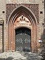 St. Gotthardtkirche Brandenburg south portal.jpg