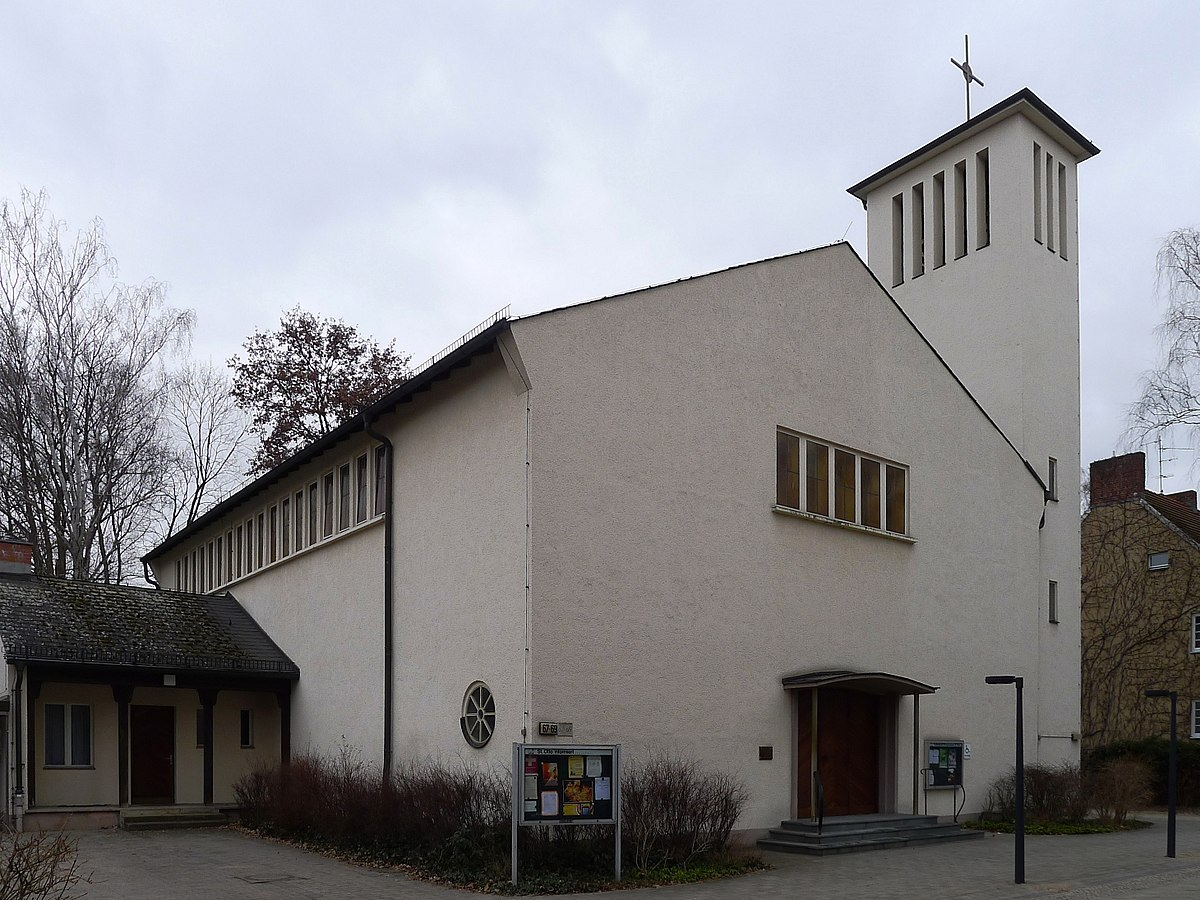 st otto kirche berlin zehlendorf wikipedia. Black Bedroom Furniture Sets. Home Design Ideas