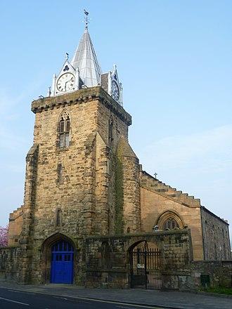 Inverkeithing - St. Peter's Kirk