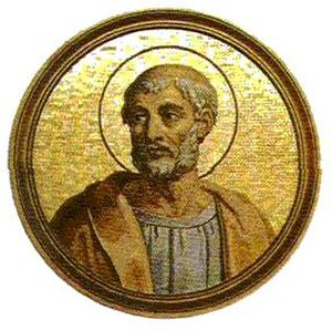 Early Christianity - St. Clement I was an Apostolic Father.