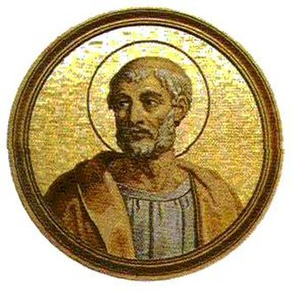Pope Clement I - Image: St Clement 1
