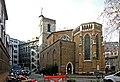 St Bartholomew the Less, St Bartholomews Hospital, West Smithfield, London EC1 - geograph.org.uk - 1140929.jpg