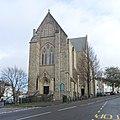 St Joseph's RC Church, Elm Grove, Brighton (From SW) (December 2013).JPG