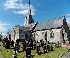 Church of Saint Mary, Kidwelly - The Church of St Mary