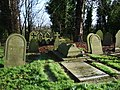 St Mary's Parish Church, Penwortham, Graveyard - geograph.org.uk - 669757.jpg