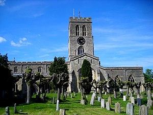 Thame - St Mary the Virgin parish church