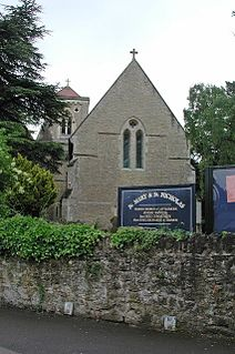 Church of St Mary and St Nicholas, Littlemore Church in Oxfordshire, England