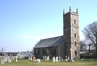 Church of St Michael, Princetown - Image: St Michael and All Angels, Princetown