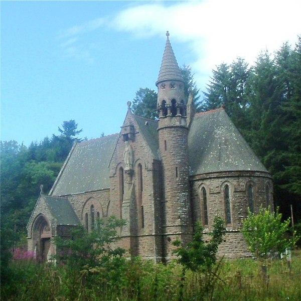 File:St Palladius' Church - geograph org uk - 257911 jpg