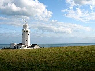 St Catherine's Point - St. Catherine's Lighthouse at St. Catherine's Point