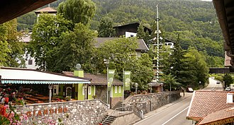 Forst (brewery) - Image: Stabilimento Forst 1