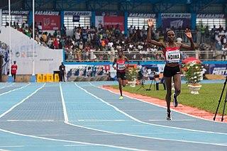 Stacey Chepkemboi Ndiwa Kenyan long-distance runner