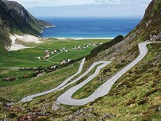 Sogn og Fjordane - Image: Stadt Hoddevik