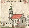 Stadt Pfarr Kirch in Neustadt - Friedrich Bernhard Werner.jpg