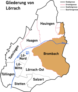 Brombach Lorrach Wikipedia