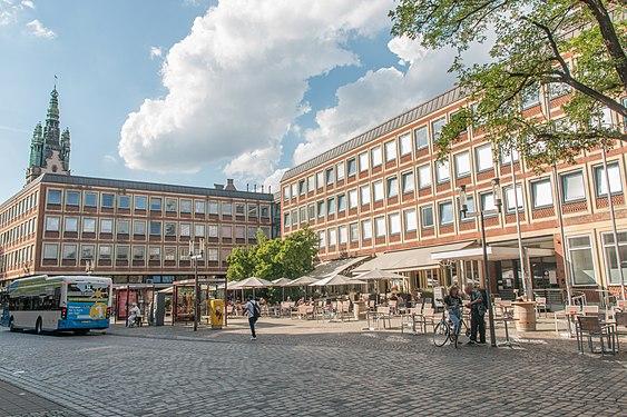 Stadthaus 1 Münster, Klemensstraße 10 19.08.20 JM.jpg