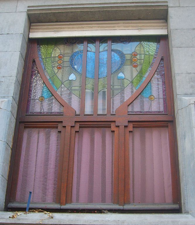 Belgium Window Glass