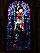Stained glass windows at Canterbury Cathedral JC 03.JPG