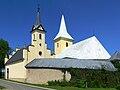 Stary Wielisław, kościół par. p.w. św. Katarzyny (Piotr).jpg