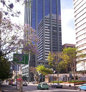 George Street, Brisbane - Image: State Law Building 2