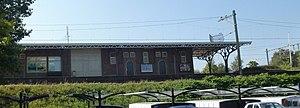 Geldrop railway station - Image: Station Geldrop 1