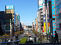 Station Road Of Hachioji Station.jpg