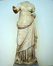 Statue der Amphitrite