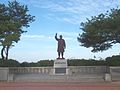 Statue of Cho, Man Shik.jpg